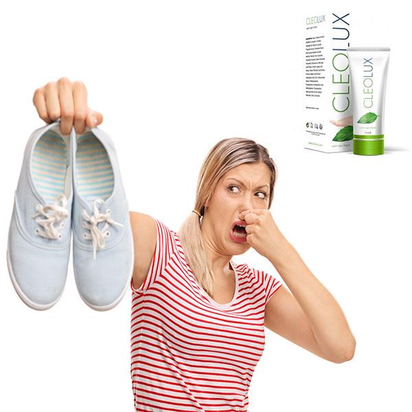 CleoLUX krema protiv gljivica na stopalima