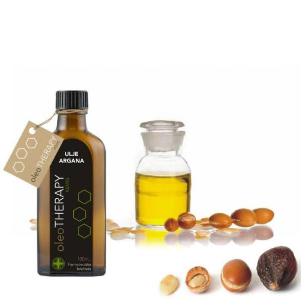 Arganovo ulje - oleoTHERAPY