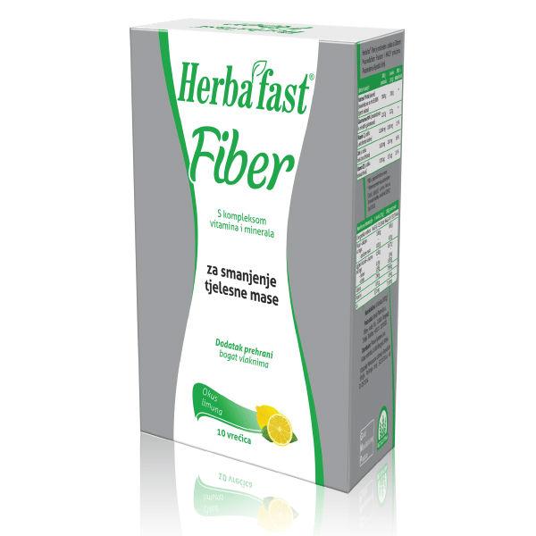 Herbafast Fiber Limun