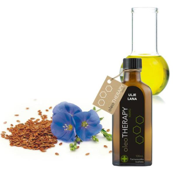 Laneno ulje - oleoTHERAPY