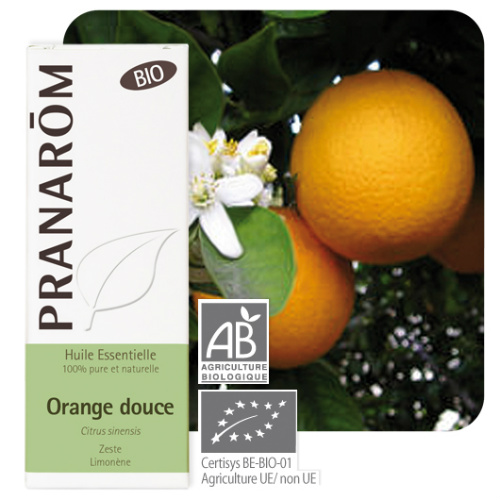 Naranča slatka - Eterično ulje