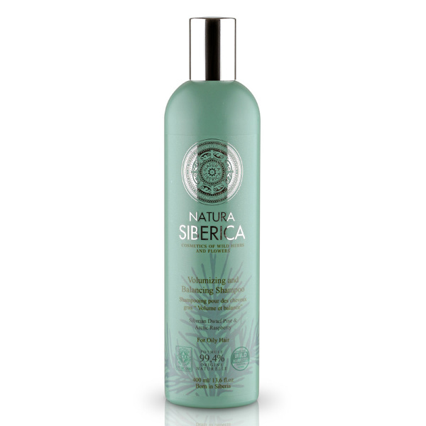 Šampon za hidrataciju i volumen - Natura Siberica
