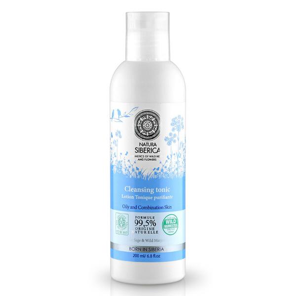 Tonik za čišćenje lica - Natura Siberica
