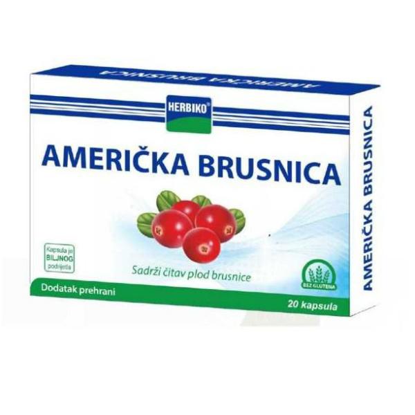 Američka Brusnica-Abela Pharm