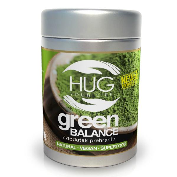 Green Balance New Formula