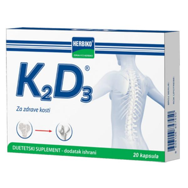 K2D3 kapsule-Abela Pharm