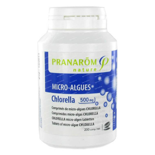 Chlorella alga - Pranarom