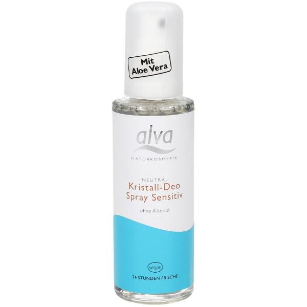 Kristalni dezodorans u spreju Intensive– Alva