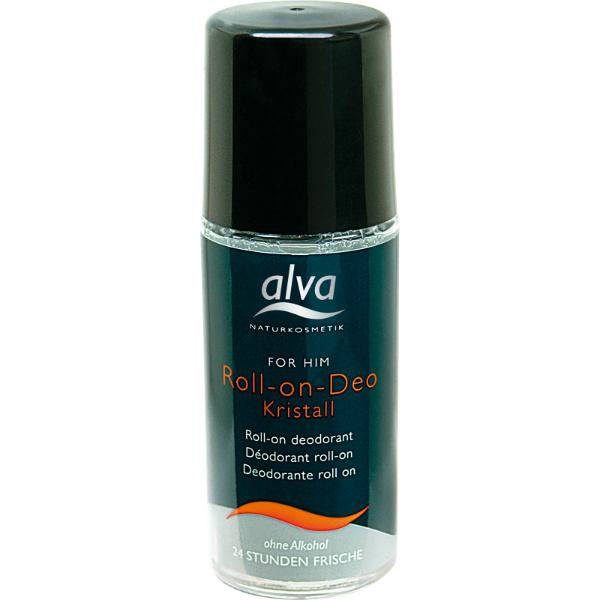 Kristalni roll-on dezodorans za muškarce