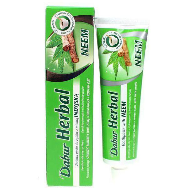 Ayurvedska pasta za zube NEEM