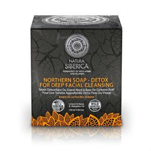 Detox sapun za dubinsko čišćenje lica - Natura Siberica