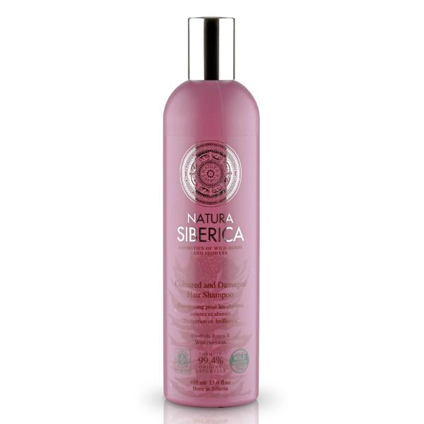 Šampon za oštećenu i obojenu kosu - Natura Siberica