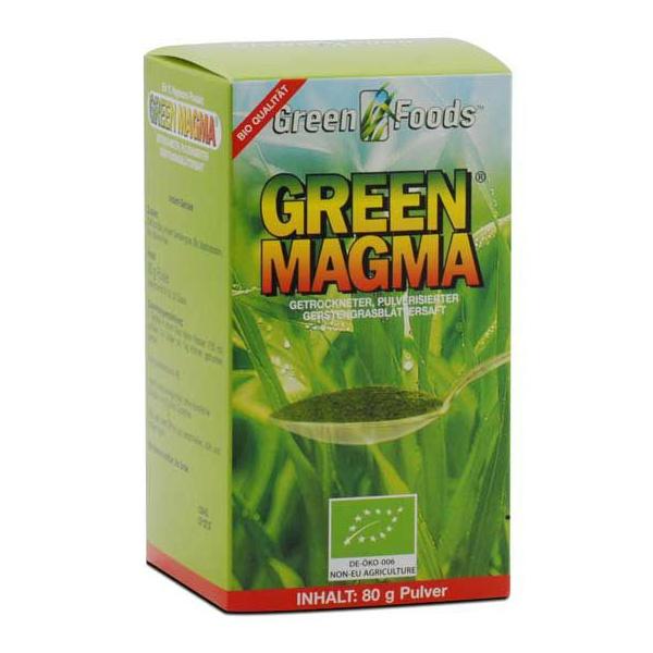 Zelena Magma Prah