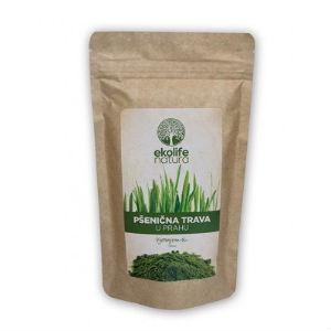 Organska pšenična trava u prahu