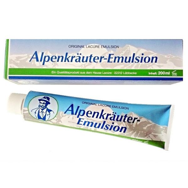 Alpenkräuter emulzija