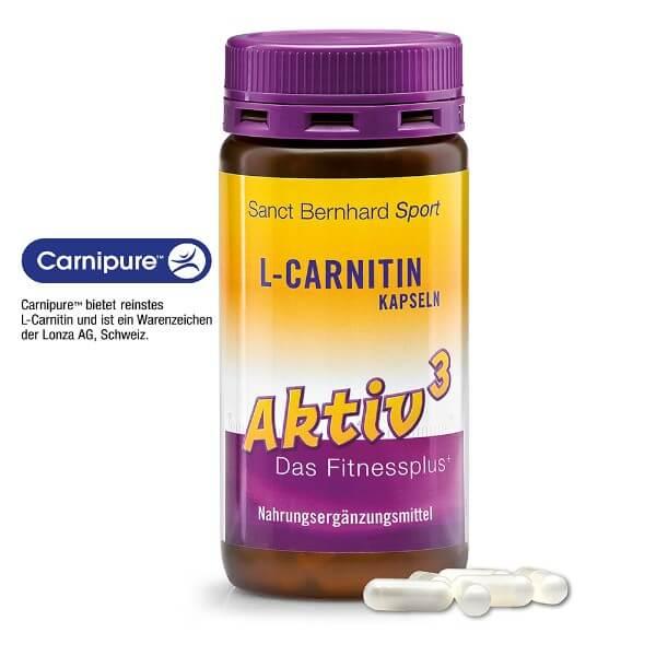 Aktiv3 L-Karnitin kapsule