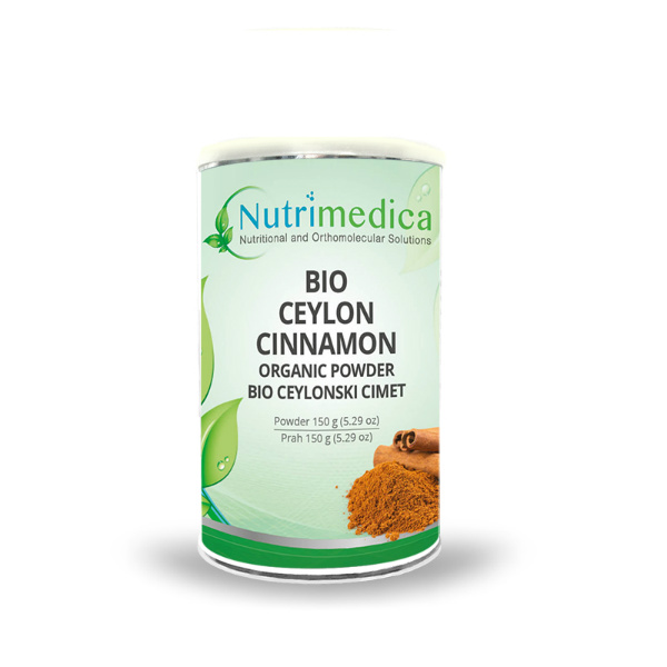 Eko Cejlonski Cimet u prahu - Nutrimedica