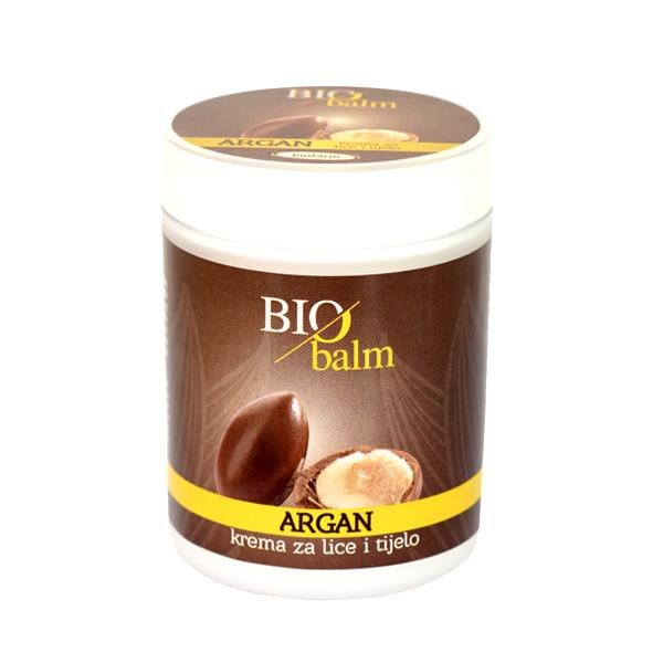 Biobalm Argan krema za lice i tijelo