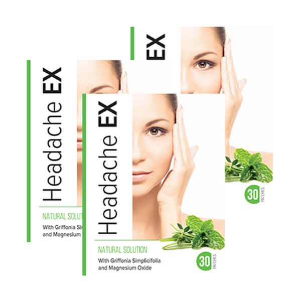 Headache EX flasteri protiv glavobolje