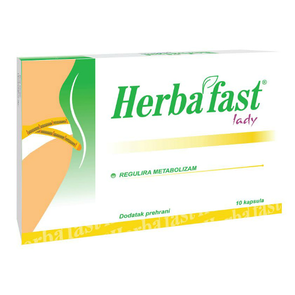 Herbafast Lady kapsule-Abela Pharm