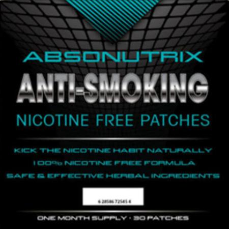 Absonutrix Anti-smoking flasteri