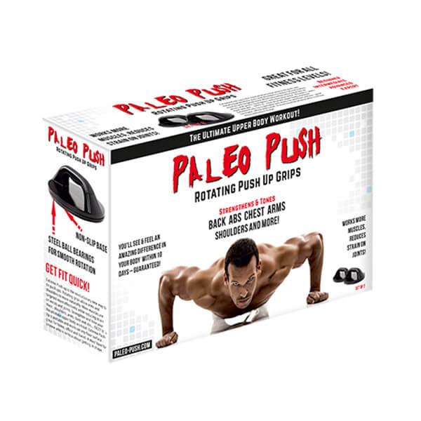 Paleo Push sprava za sklekove