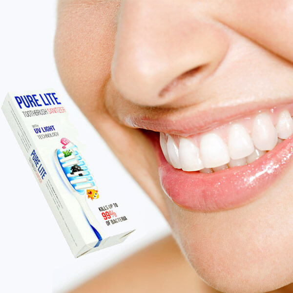 Pure Lite za dezinfekciju četkica za zube
