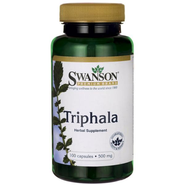 Triphala kapsule