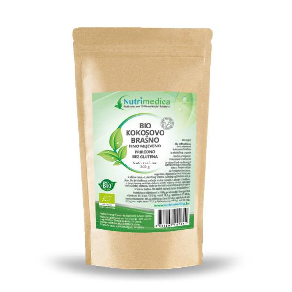 Nutrimedica - Eko kokosovo brašno