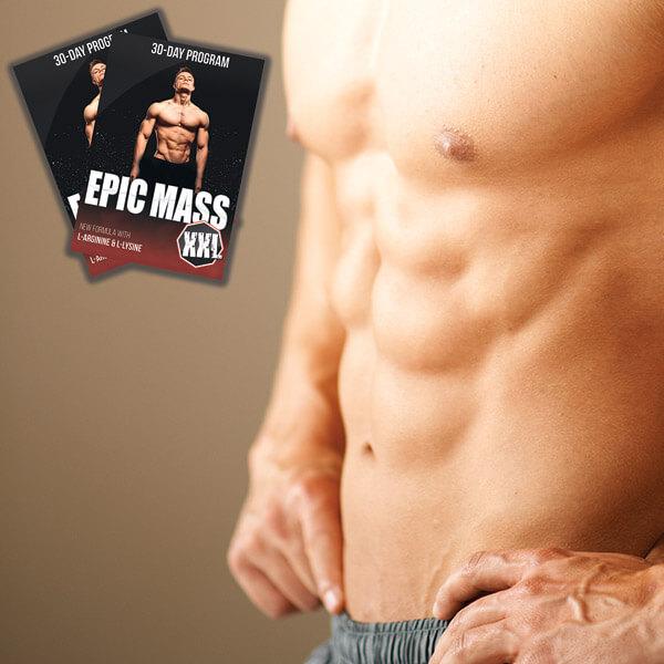 Epic Mass XXL za izgradnju mišićne mase