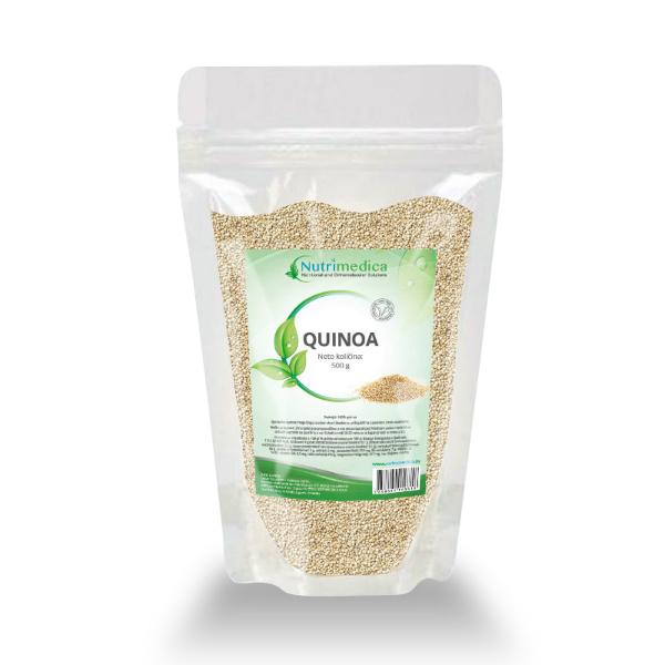 Kvinoja - Nutrimedica