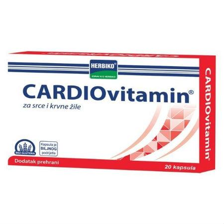 CARDIOvitamin – Abela Pharm
