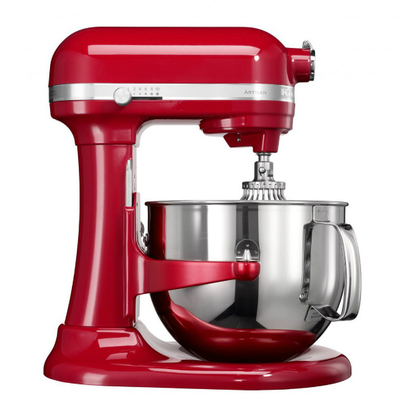 KitchenAid Artisan Samostojeći mikser Empire Red