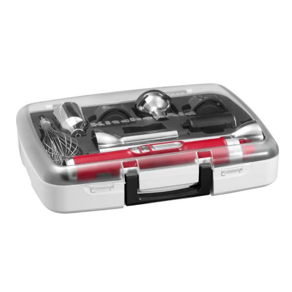 KitchenAid bežični štapni mikser sa dodacima