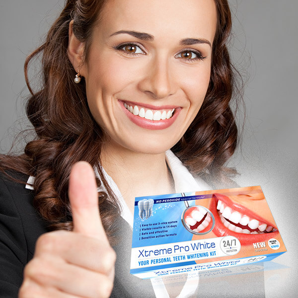 Xtreme Pro White za blistavo bijele zube
