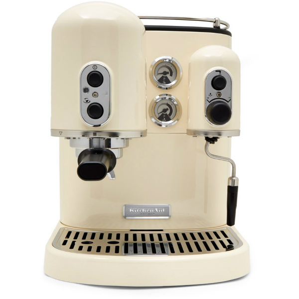 KitchenAid Artisan Espresso aparat Almond Cream