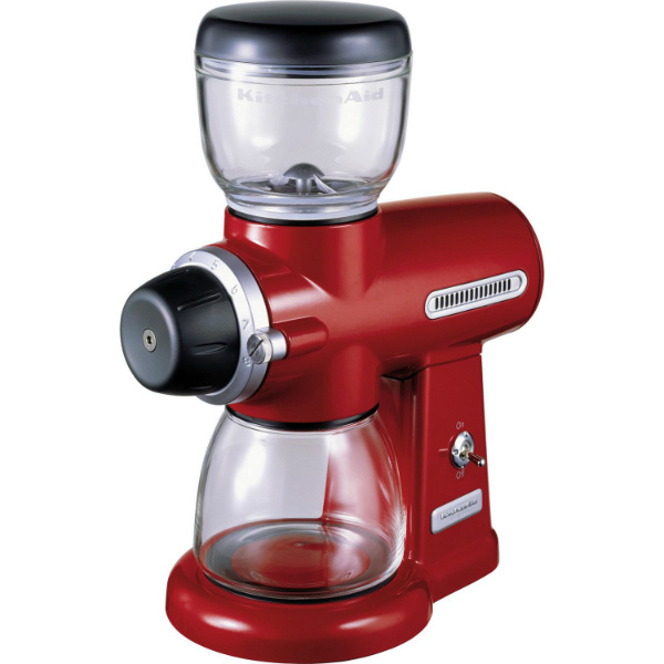 KitchenAid Artisan Mlinac za kavu Empire Red