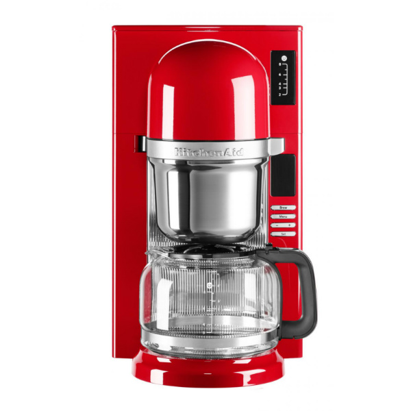 KitchenAid Aparat za kavu Empire Red