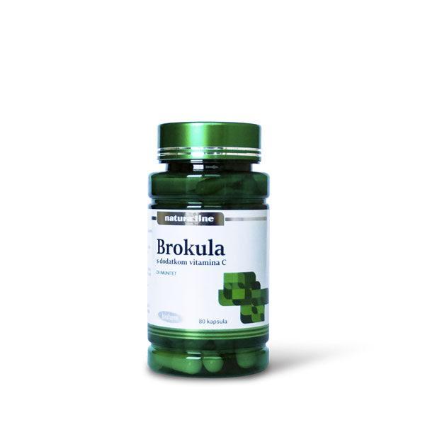 Natura Line Brokula kapsule i Vitamin C