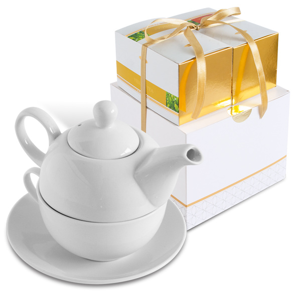 Čajnik poklon paket