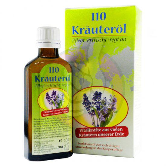 Eterično ulje Krauter 110 alpskih trava