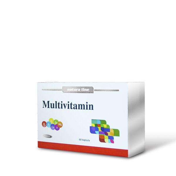 Natura Line Multivitamin kapsule
