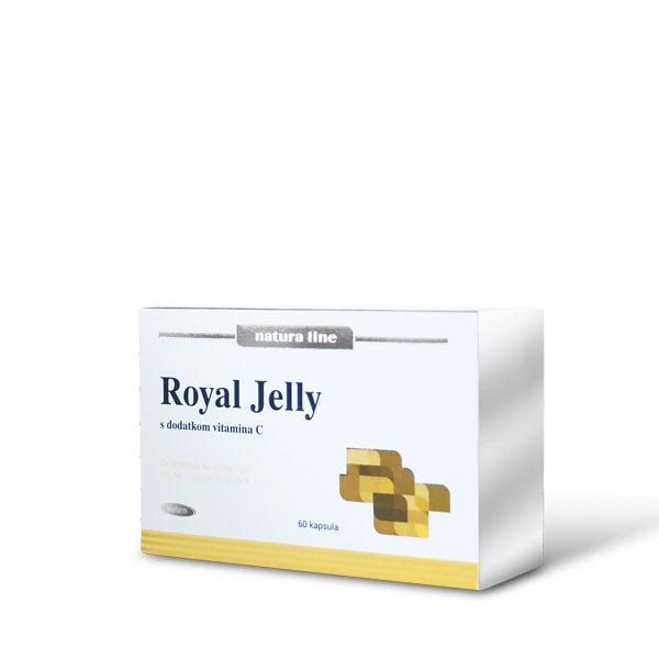 Natura Line Royal Jelly kapsule