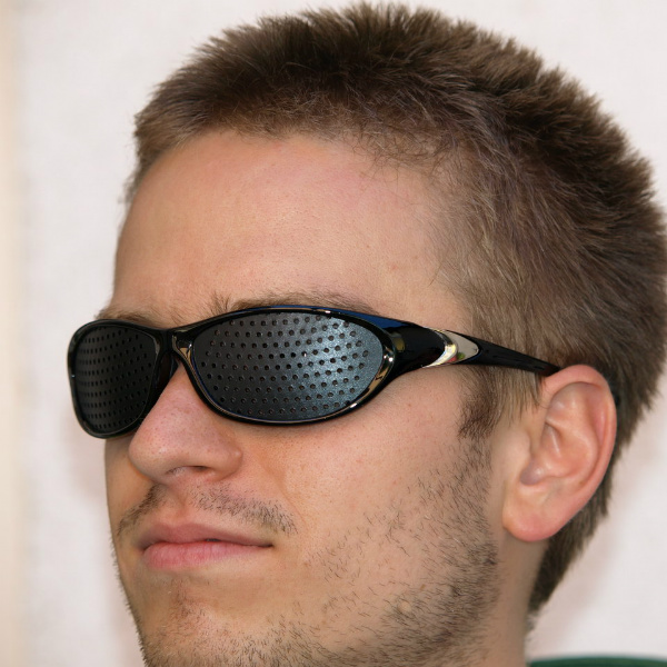 Rupičaste naočale model 2