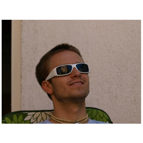 Rupičaste naočale model 5