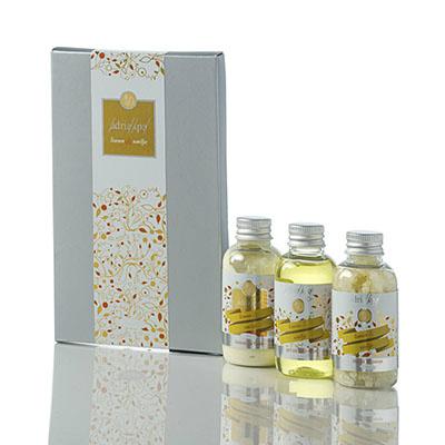 Limun/Smilje - Suvenir set