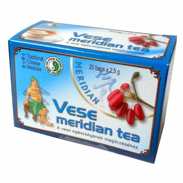 Čaj za meridijane bubrega