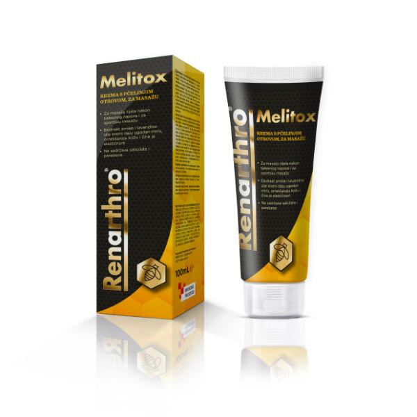 Melitox krema s pčelinjim otrovom