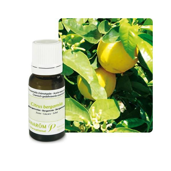 Pranarom- Bergamot eterično ulje