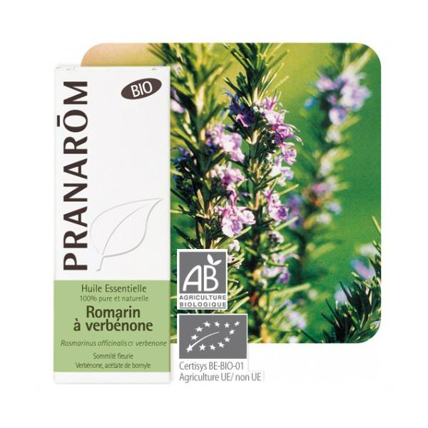 Pranarom-Ružmarin verbenon – Eterično ulje